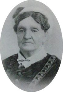 Charlotte Marie Baldwin Allen, known as the Mother of Houston